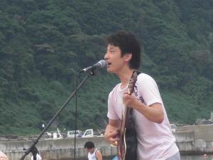 太田さん熱唱