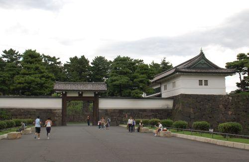 桜田門遠景