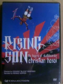 Raising Sun DVD 2