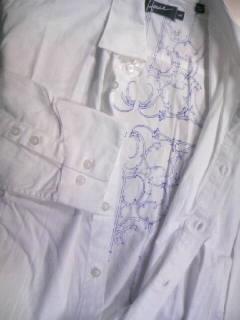 Howe Missionary man LSシャツ 4-5