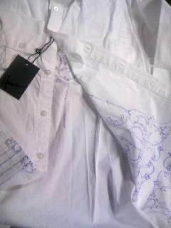 Howe Missionary man LSシャツ 4-6