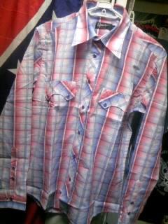 Howe Stone Hammer LSシャツ 5-1