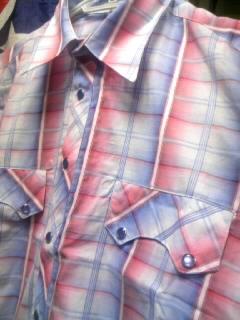 Howe Stone Hammer LSシャツ 5-2