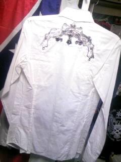 Howe Duel or Die LSシャツ 10-2