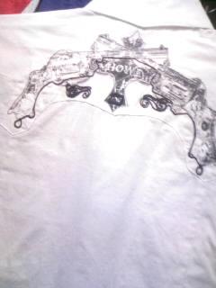 Howe Duel or Die LSシャツ 10-3