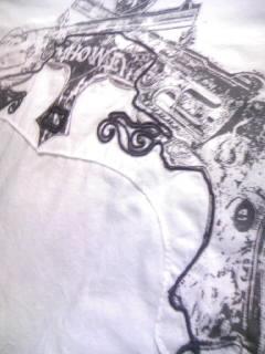 Howe Duel or Die LSシャツ 10-4