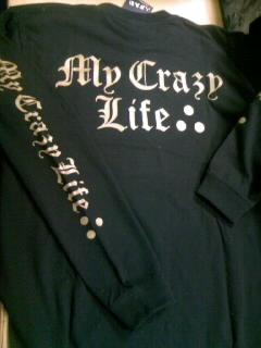 FAB My Crazy Life LS-T 1-2