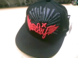 Hurley Thunderbird Cap 3-1