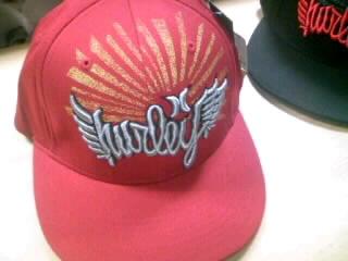 Hurley Thunderbird Cap 3-2