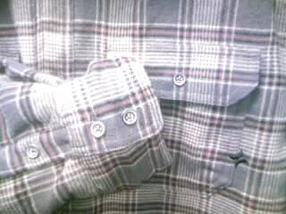 Hurley Eugene CPOシャツ 4-5