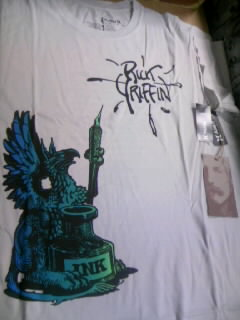 Rick Griffin/Hurley Ink T 14-1