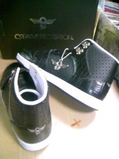 CR8 Cesario-Hi Blk/Croc/Panch 3-3