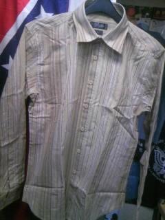 Vorgata Woodline LSシャツ 2-1