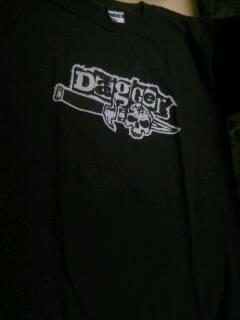 Dagger K-H Skull T 5-1