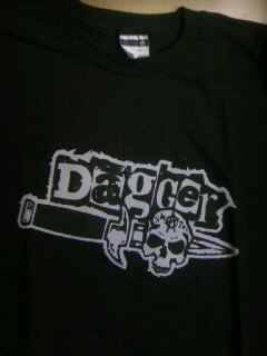 Dagger K-H Skull T 5-2