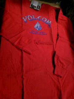 Volcom boy`s LS-T 1-3