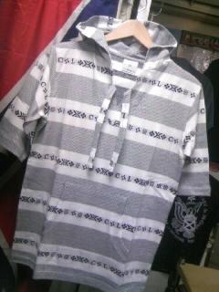 Cloth ssパーカー8017-1