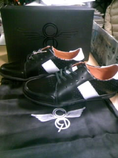 CR8 Colleti blk wht patent 8-4