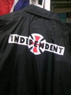 Independent コーチジャケット 4-5