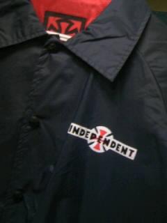 Independent コーチジャケット 4-6