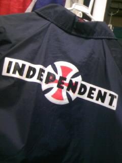 Independent コーチジャケット 4-7