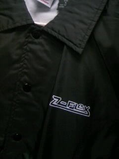 Z-flex コーチジャケット 5-2