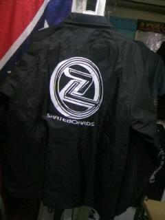 Z-flex コーチジャケット 5-3