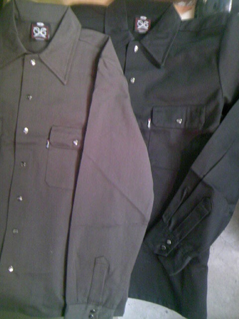 OG Classix Durable Shirts 1-7z