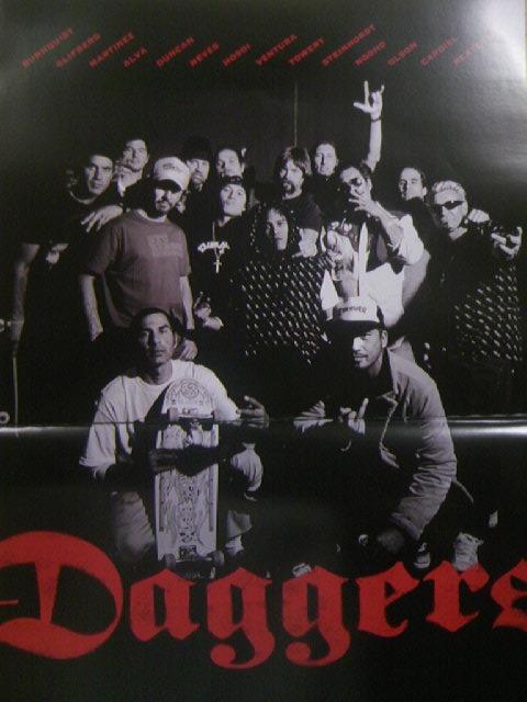 Daggers 1z
