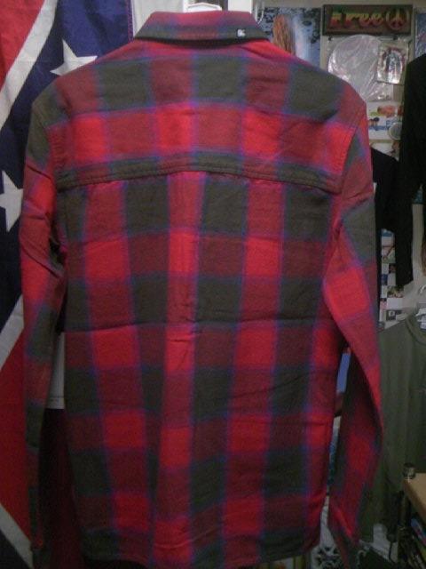 Ambi Bennington ネルシャツ 1-3z