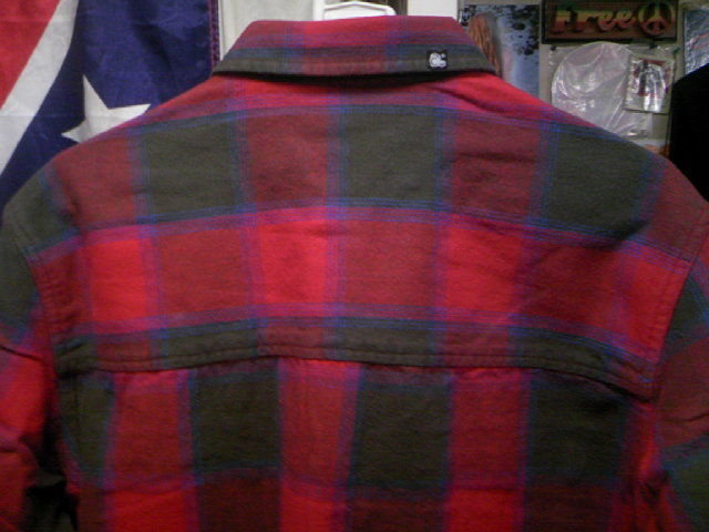 Ambi Bennington ネルシャツ 1-4