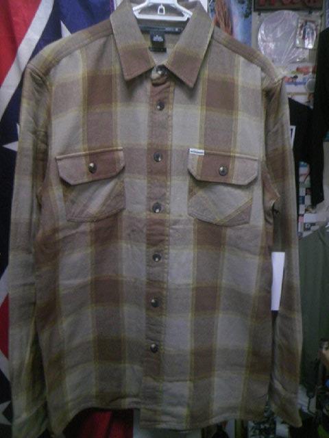 Ambi Bennington ネルシャツ 1-5z