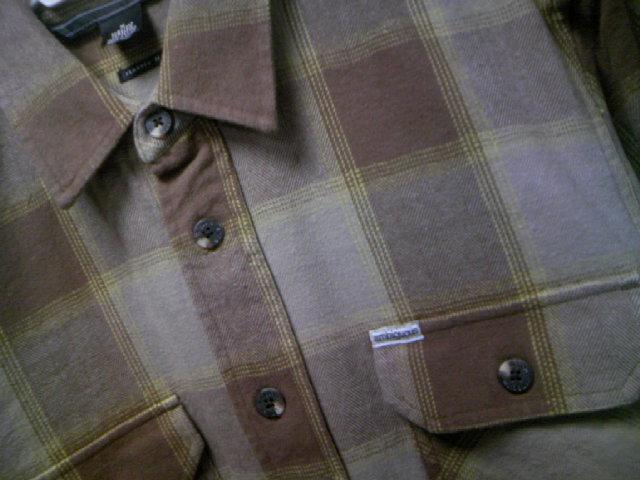 Ambi Bennington ネルシャツ 1-6