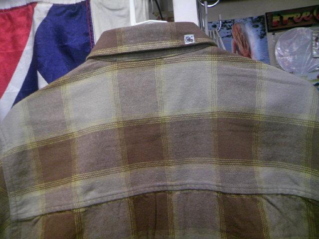 Ambi Bennington ネルシャツ 1-8