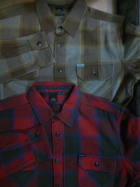 Ambi Bennington ネルシャツ 1-9z