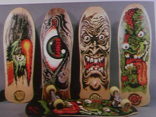 Santa Cruz Old Deck