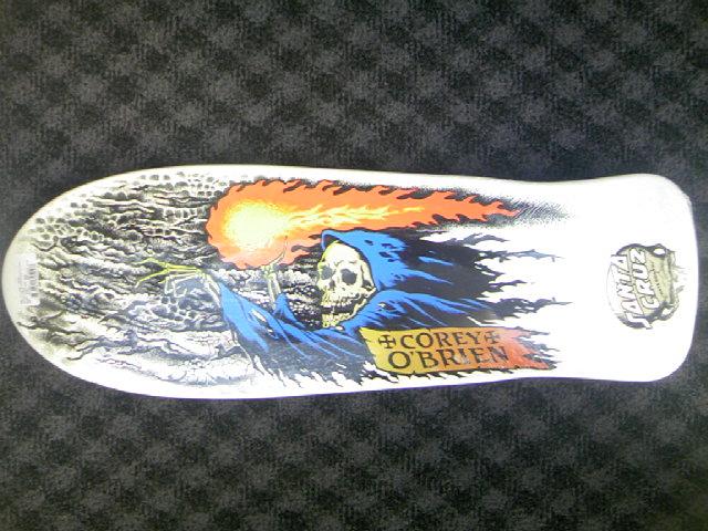 S Cruz Obrien Reaper Deck 1-1