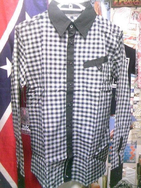 Tavik Creeper LSシャツ 5-1z