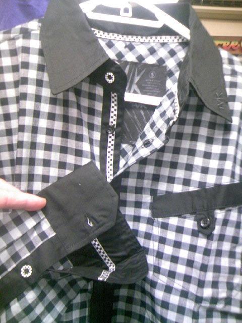 Tavik Creeper LSシャツ 5-3z