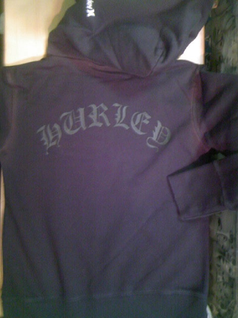 Hurley Pit プルオーバーパーカー 6-4z