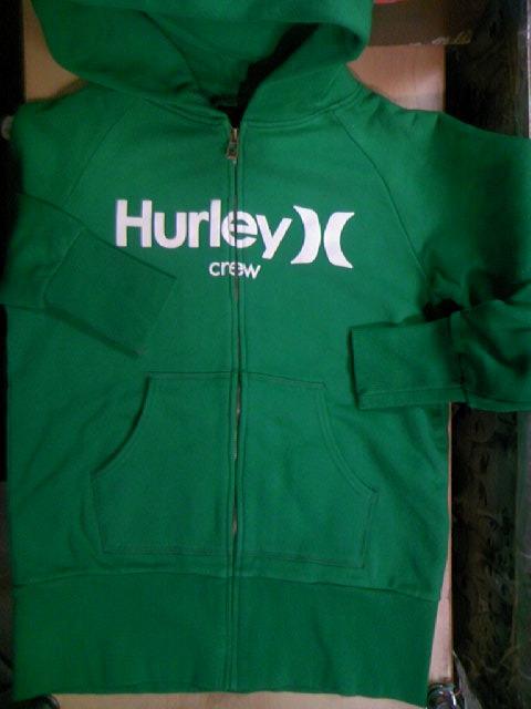 Hurley Crew パーカー 8-1z