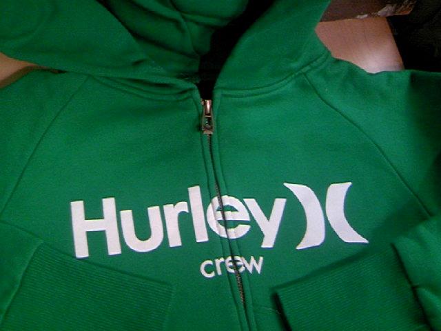 Hurley Crew パーカー 8-2