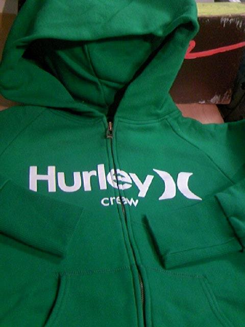 Hurley Crew パーカー 8-3z