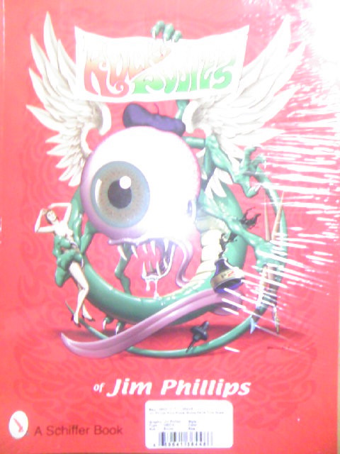 The Rock art of Jim Phillips 12z