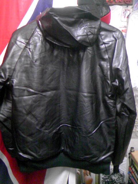 Clothete PUフードJKT 2-2z