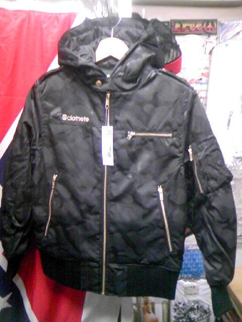 Clothete Camo JKT 3-1z