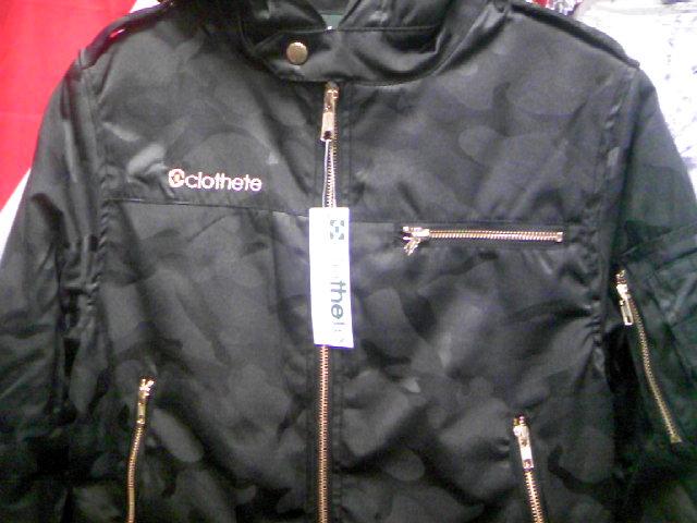 Clothete Camo JKT 3-3