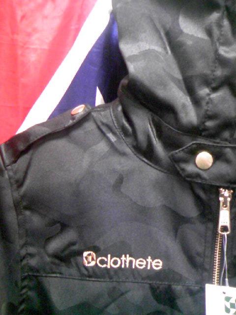 Clothete Camo JKT 3-4z