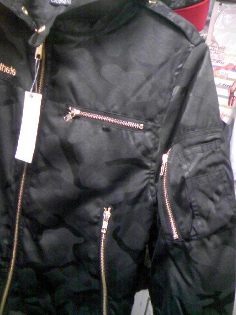 Clothete Camo JKT 3-5z