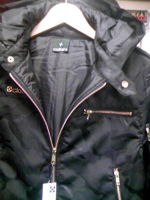 Clothete Camo JKT 3-6z